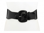 Black patent belt like Arias at Zappos