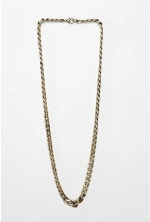 Long chain necklace at Urban Outfitters