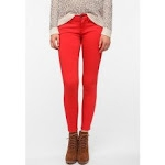 Red jeans like on PLL at Urban Outfitters
