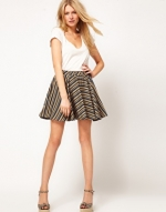 Striped skirt like Janes at Asos