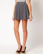 Striped skirt like Arias at Asos