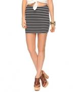 Striped skirt at Forever 21