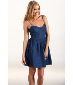 Emily's blue dress at Zappos