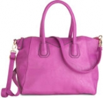 Magenta bag like Hannas at Modcloth