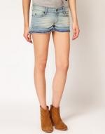 Denim shorts like Emilys at Asos