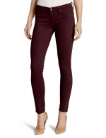 Dark red jeans like Emilys at Amazon