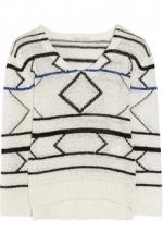 Zoe Hart's sweater at Net A Porter