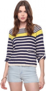 Striped sweater like Rachels at Forever 21