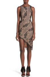 4SI3NNA Lace Body-Conand160Dress at Nordstrom