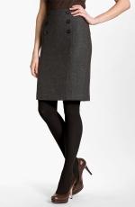 Rachels grey skirt at Nordstrom