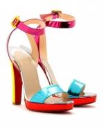 Blair's heels at My Theresa