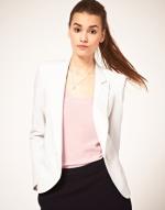 White blazer like Rachels at Asos