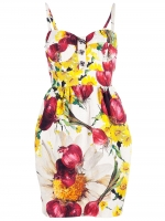 Similar dress by same designer at Farfetch