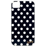 Juicy Couture polka dot iphone cover at Amazon