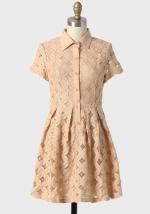 Similar lace dress at Ruche