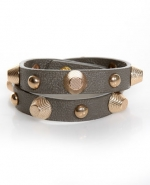 Studded wrap bracelet  at Lulus