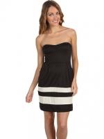 Black strapless dress like Serenas at 6pm