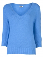Robin's blue sweater at Farfetch