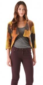 Lily's jacket at Shopbop