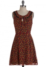 Similar floral dress at Modcloth