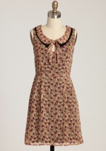 Similar floral dress at Ruche