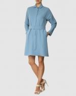 Similar style dress  at Yoox