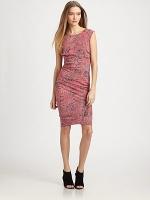 Zoe's dress at Saks Fifth Avenue