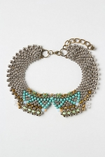 Similar necklace at Anthropologie