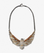 Eagle necklace like Serenas at Forever 21
