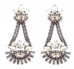 Georgina's earrings at Amazon