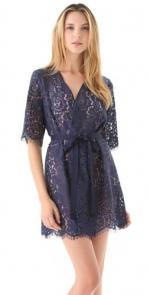 Zoe Hart's robe at Shopbop