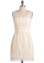 Similar white dress at Modcloth