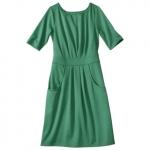 Similar green dress at Target