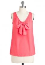 Similar pink top at Modcloth