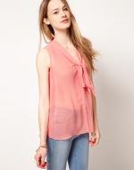 Similar blouse at Asos