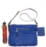 Similar blue bag at Macys
