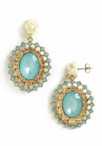 Similar style earrings at Modcloth