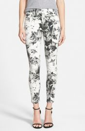 7 For All Mankindand174 High Waist Ankle Skinny Jeans at Nordstrom