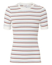 70s Fitted Tee at Intermix