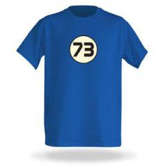 73 Tee at Think Geek