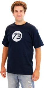 73 Tee in Navy at TV Store Online