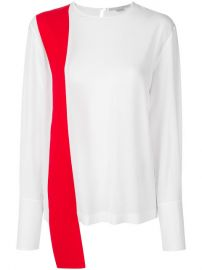 745 Stella McCartney Contrasting Top - Buy Online - Fast Delivery  Price  Photo at Farfetch
