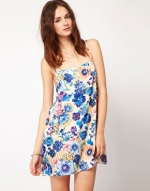 Floral dress like Bernadettes at Asos