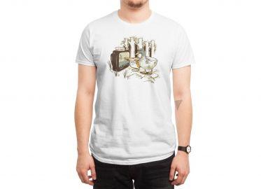 8-BIT Vendetta T-shirt  at Threadless