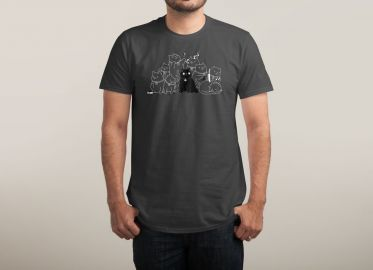 8 Down 1 To Go Tshirt at Threadless