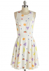 A Healthy Serving of Possibilities Dress at ModCloth