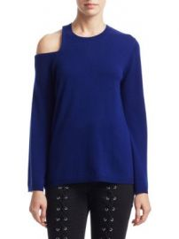 A L C  - Hamilton Cutout Sweater at Saks Fifth Avenue