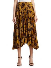 A L C  - Maya Midi Skirt at Saks Fifth Avenue