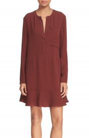 A L C   Montana  Silk Chiffon Dress at Nordstrom