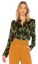 A L C  Gosford Top in Red Yellow  amp  Green Multi from Revolve com at Revolve